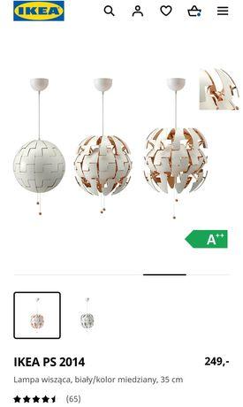 Lampa do sypialni IKEA za pół ceny