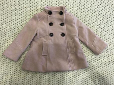 Пальто Zara 3-4 р