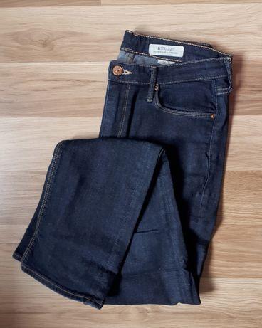 Spodnie jeansy 28/32 H&M