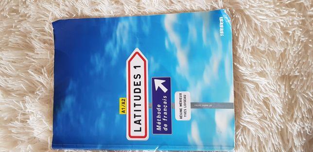 Podręcznik z języka francuskiego