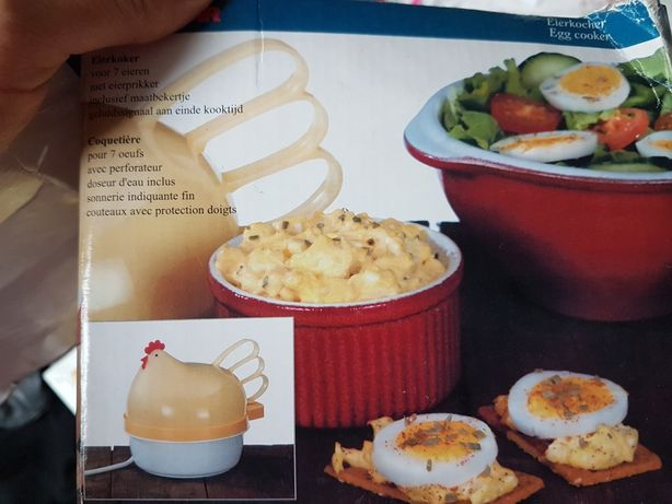 Яйцеварка для приготування яєць Німеччина