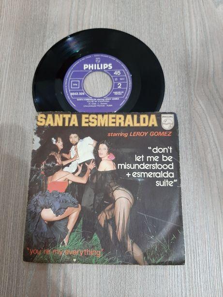 Lerey Gomez - Disco Vinil 45 rotações