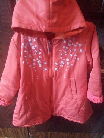 Курточка детская осень-весна