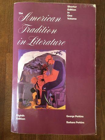 American Tradition in Literatura. Американская классика. Английский
