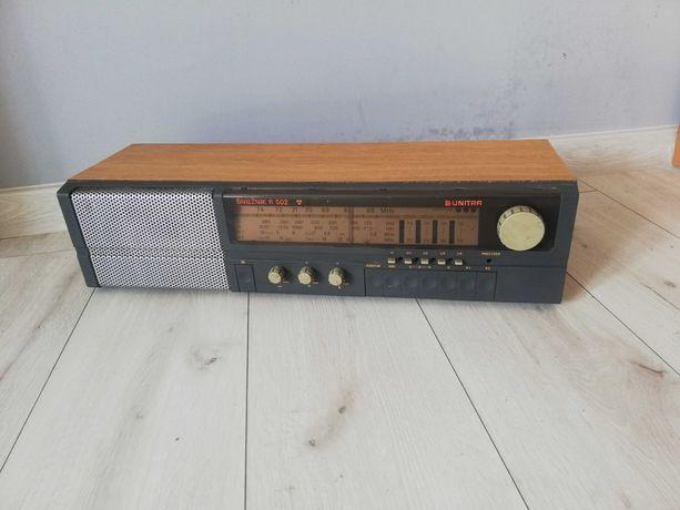 Stare radio  UNITRA Śnieżnik  R 502