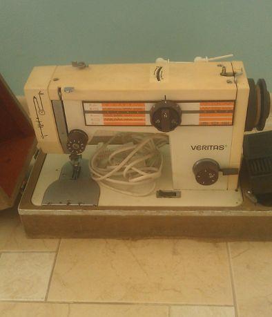 Многофункцыональная електрическая швейная машынка (VERITAS-TEXTIMA) Ге