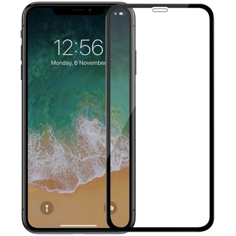 SZKŁO HARTOWANE | iPhone X / XS | Na cały Ekran 5D