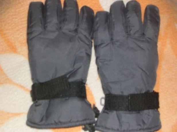 Rękawice ortalionowe ocieplane