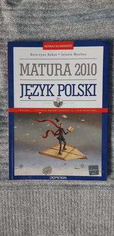 Materiały dla maturzysty, język polski matura 2010,arkusze+rozwiązania