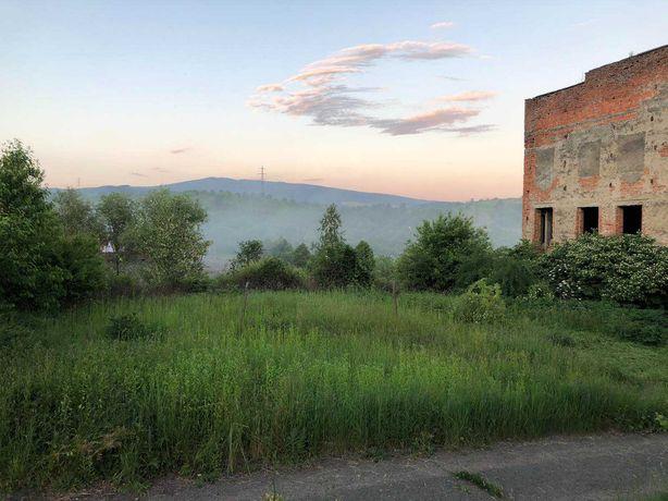 Земельна ділянка 5 сотин під забудову Закарпаття, смт Чинадієво