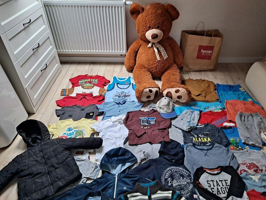Duży zestaw 104 116 dla chłopca Wrocław - image 1