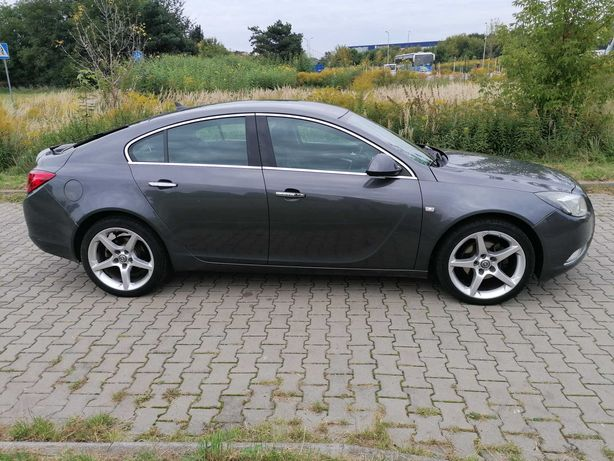 Opel Insignia 160 KM Hatchback