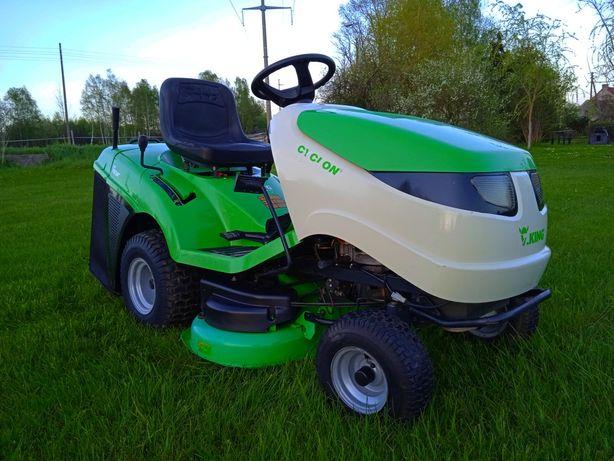 Kosiarka traktorek Viking Silnik Briggs kosz jak nowa