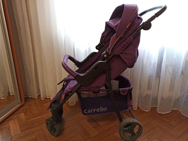 Продам коляску carella quattro