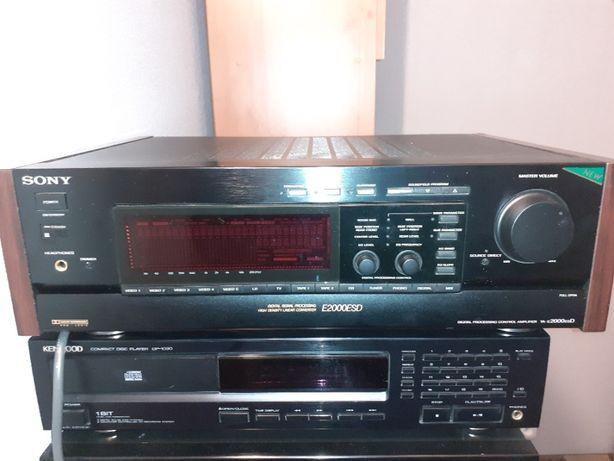 Przedwzmacniacz Sony TA-E2000ESD