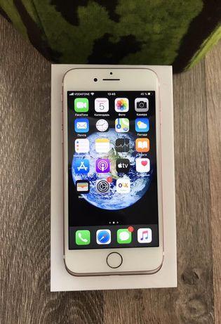 iPhone 7 Rose Gold (128 ГБ) Neverlock