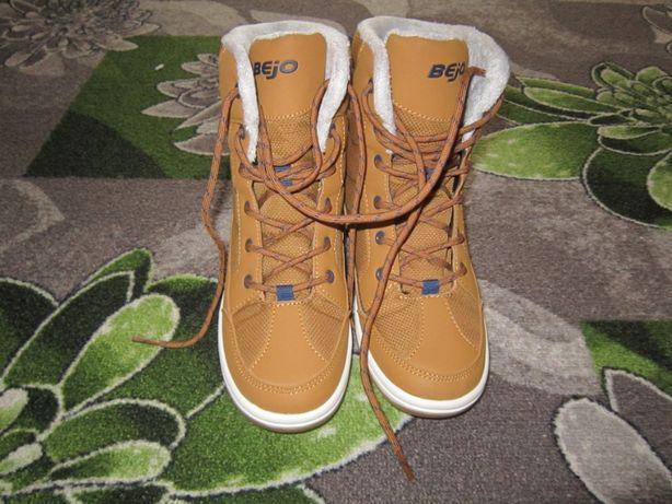 Продам ботинки зима-осень