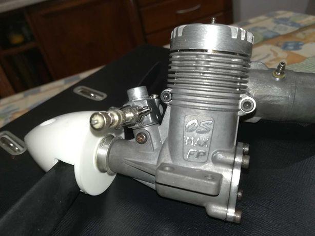 Motor O.S. MAX FP 40 - 2 Tempos