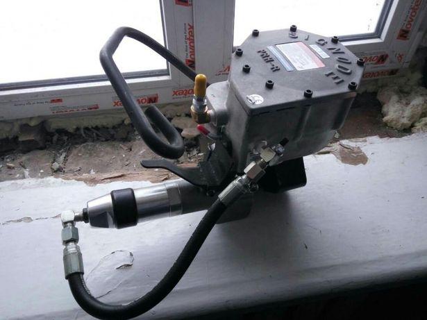 Упаковочная машинка SIGNODE PRHR-114. Ремонт