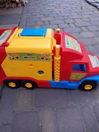 Игрушка машина мусоровоз