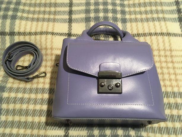Великолепная сумка N.O.N.A кожа