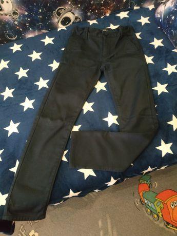 Школьные теплые брюки для мальчика