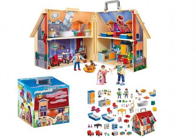 Будинок для дітей playmobil