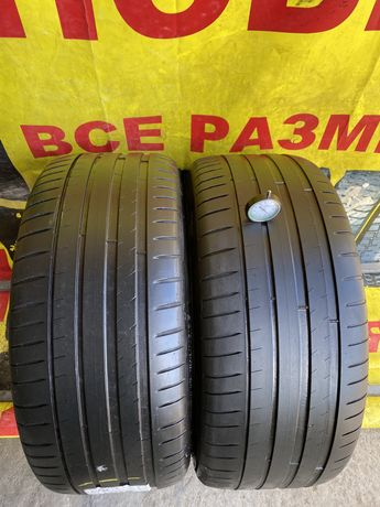 Michelin Pilot Sport 4 255/40 R19 100W
