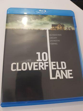 Cloverfield 10 lane blu ray