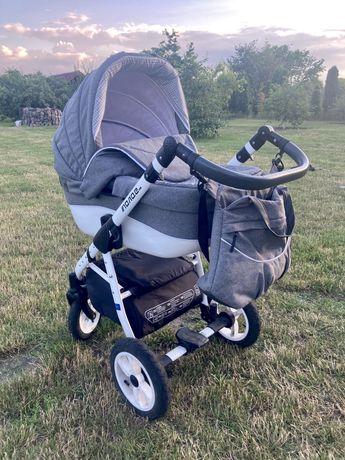 Wózek dzieciecy 3w1