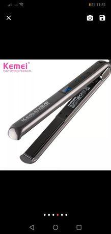 Kemei Выпрямитель для волос, утюжок