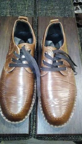 Туфли мужские кож.зам.