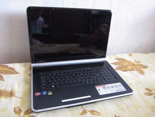"""Packard Bell LJ71 17.3""""/M320/3Gb/320Gb/HD4650-1GB/DRW/WiFi/Cam/Win7"""