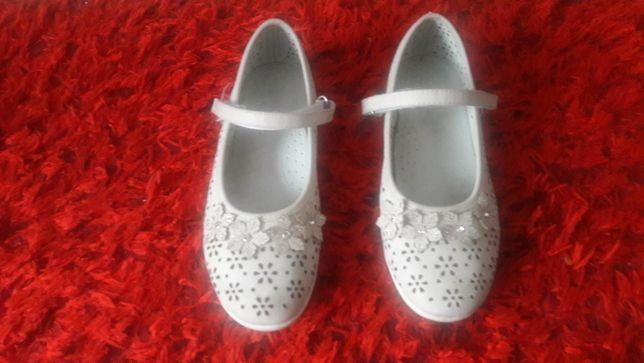 Sandały dziewczęce rozmiar 36