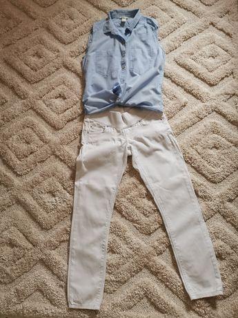 Mega paka ciążowa firmowa Zara H&M Asos Next Reserved 34 36 38 wysyłka
