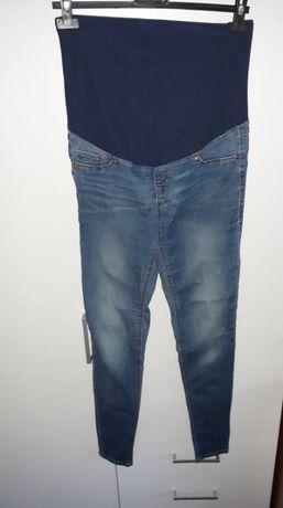 Spodnie ciążowe H&M MAMA rozmiar M - 38