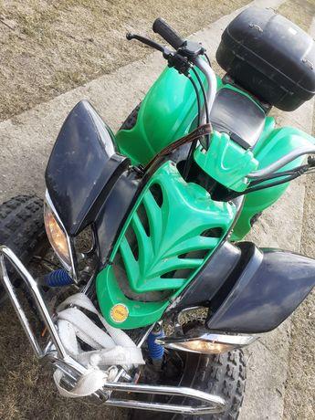 Quad 150 cc motobi