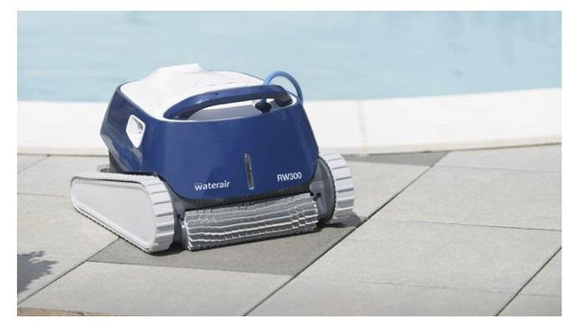 Aspirador automatico de piscina (fundo, paredes e linha agua)