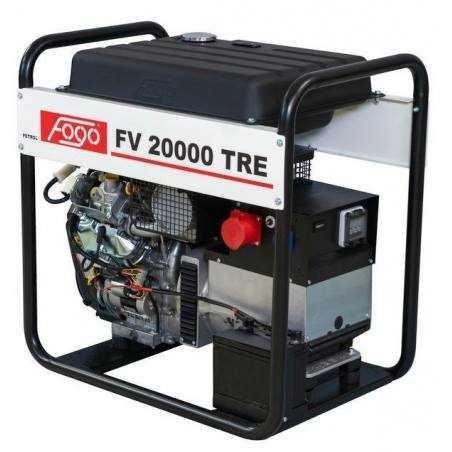 Agregat prądotwórczy trójfazowy FV 20000 TRE FOGO
