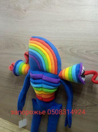 Сиреноголовый радугаголовый 60 см. мягкая игрушка
