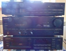 Pioneer A-X350
