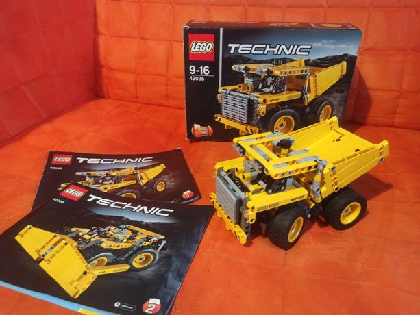 LEGO Ciężarówka 2w1 Kompletne