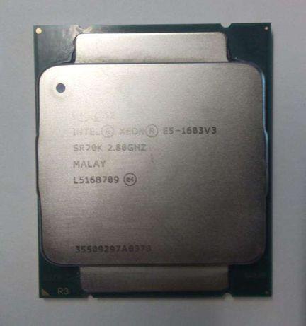 Intel Xeon E5-1603 v3 SR20K