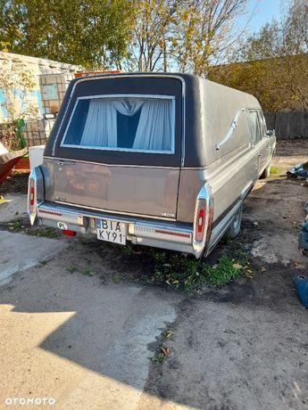 Cadillac Brougham Cadillac Brougham karawan pogrzebowy