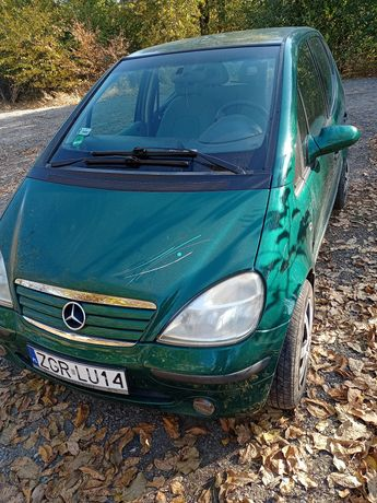 Mercedes w168 a140 под растаможку