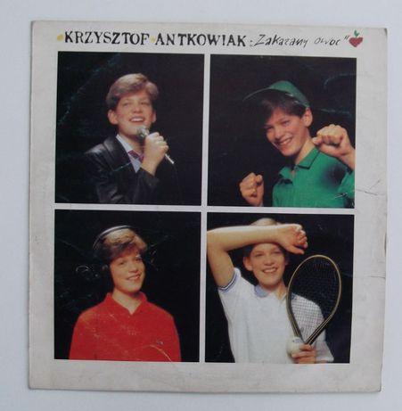 Płyta vinylowa Krzysztof Antkowiak – Zakazany owoc