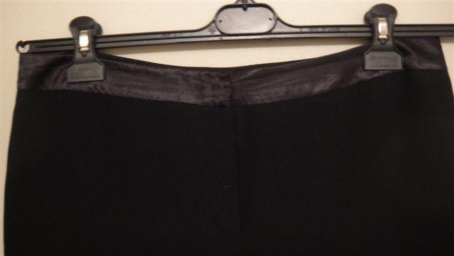 Spodnie Caterina 38 / 40 czarne