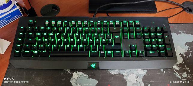 Клавиатура razer blackwidow ultimate