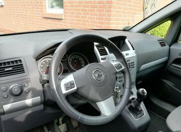 Opel Zafira b 1.9 Розборка разборка крило фара двері Бампер дзеркало