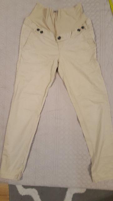 H&M MAMA Spodnie ciążowe r. 34